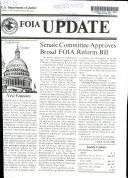 FOIA Update