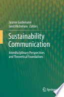 Sustainability Communication