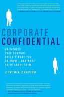 Corporate Confidential Pdf/ePub eBook