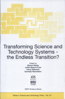 Transforming Science and Technology Systems