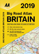 Big Road Atlas Britain 2019 PB