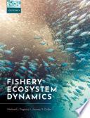 Fishery Ecosystem Dynamics Book