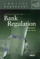 Principles of Bank Regulation
