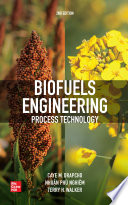 Biofuels Engineering Process Technology Second Edition Book PDF