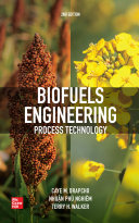Biofuels Engineering Process Technology  Second Edition