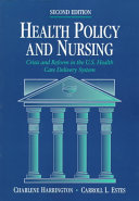 Health Policy and Nursing Book PDF