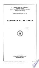 european sales areas