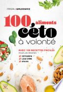 100 aliments céto à volonté Pdf/ePub eBook