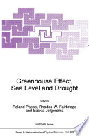 Greenhouse Effect  Sea Level and Drought