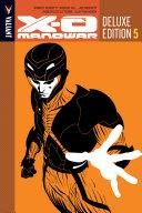 X-O Manowar Deluxe Edition Book 5 HC