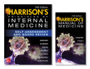 Harrison's Principles of Internal Medicine Self-Assessment and Board Review, 19th Edition and Harrison's Manual of Medicine 19th Edition (EBook) VAL PAK Pdf/ePub eBook