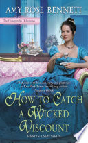 link to How to catch a wicked viscount in the TCC library catalog