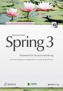 Spring 3 (iX Edition): Framework für die Java-Entwicklung