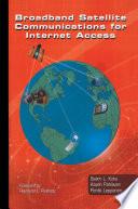 Broadband Satellite Communications for Internet Access Book