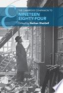 The Cambridge Companion to Nineteen Eighty Four