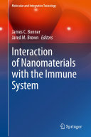 Interaction of Nanomaterials with the Immune System Pdf/ePub eBook