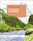 Mindfulness Color by Numbers