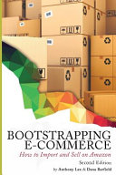 Bootstrapping E-Commerce