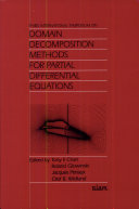 Third International Symposium on Domain Decomposition Methods for Partial Differential Equations