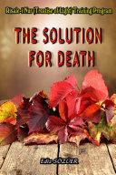 The Solution for Death Pdf/ePub eBook