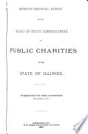 Reports Made to the General Assembly of Illinois