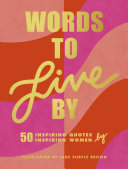 Words to Live By Pdf/ePub eBook
