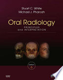 Oral Radiology   E Book Book