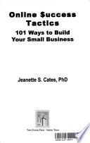 Online Success Tactics