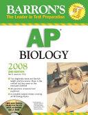 Barron s AP Biology with CD ROM