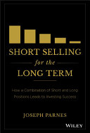 Short Selling for the Long Term