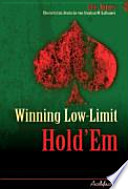 Winning low limit Hold'Em