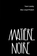Matière Noire ebook