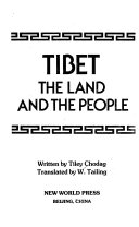 Tibet  the Land and the People