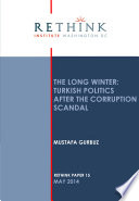 The Long Winter: Turkish Politics After the Corruption Scandal