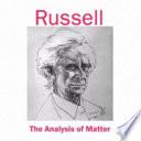 The Analysis of Matter