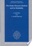 The Finite Element Method and Its Reliability Book