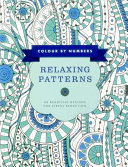Colour by Numbers   Relaxing Patterns