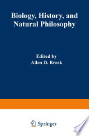 Biology History And Natural Philosophy