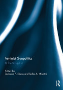Feminist Geopolitics Pdf