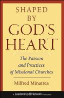Shaped By God's Heart