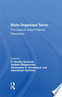 State Organized Terror
