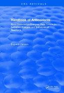 Handbook of Antioxidants Book