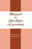 Manual For Life Style Assessment Pdf/ePub eBook