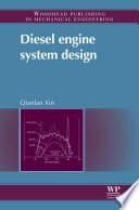 """Diesel Engine System Design"" by Qianfan Xin"
