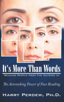 Pdf It's More Than Words - Reading People from the Outside In