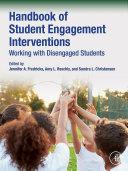 Handbook of Student Engagement Interventions Pdf/ePub eBook
