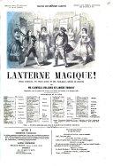Lanterne magique! pièce curieuse, en trois actes et dix tableaux, mêlée de chants par Clairville, Delacour et Lambert Thiboust