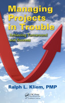 Managing Projects in Trouble