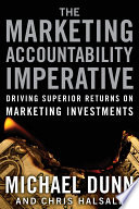 The Marketing Accountability Imperative
