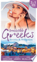Irresistible Greeks  Secrets and Seduction  The Secrets She Carried   Painted the Other Woman   Breaking the Greek s Rules Book PDF
